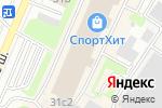 Схема проезда до компании 5.11 в Москве