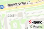 Схема проезда до компании АльфаСтатус в Москве