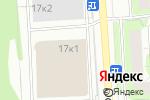 Схема проезда до компании Медиа Консалтинг Групп в Москве