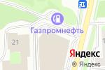 Схема проезда до компании Экодомстрой в Москве