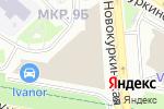 Схема проезда до компании МРТ в Москве