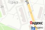 Схема проезда до компании Центр Информационных Исследований в Москве