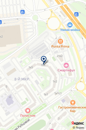 САЛОН КРАСОТЫ ЛАВЕЛЬ на карте Химок