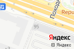 Схема проезда до компании Бауфлекс в Москве