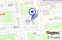 Схема проезда до компании МЕБЕЛЬНЫЙ МАГАЗИН ФРОНДА в Москве