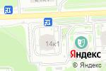 Схема проезда до компании Персона Lab в Москве