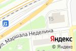 Схема проезда до компании Экокомфорт в Москве