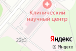 Схема проезда до компании Родильный дом в Москве
