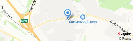 ПКФ Гидромастер на карте Химок