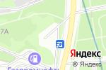 Схема проезда до компании Огонь-шашлык в Москве