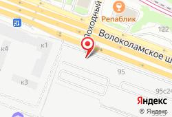 МРТ Тушино в Москве - Волоколамское шоссе, 95: запись на МРТ, стоимость, отзывы