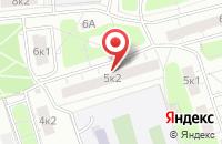 Схема проезда до компании Арико в Москве