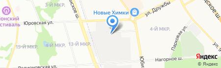 Химкинская электросеть АО на карте Химок