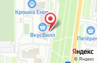 Схема проезда до компании Лабиринт.ру в Серпухове