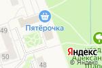 Схема проезда до компании Администрация поселения Щаповское в Щапово