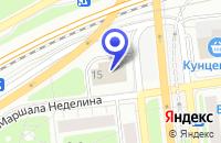 Схема проезда до компании АВТОСЕРВИСНОЕ ПРЕДПРИЯТИЕ АСТОРК АВТО в Москве