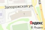 Схема проезда до компании Сауна в Кунцево в Москве