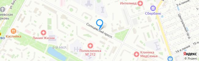 Солнцевский проспект