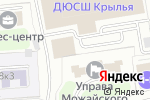 Схема проезда до компании OR Service в Москве