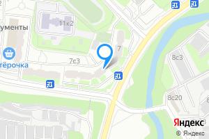 Сдается комната в Москве м. Волоколамская, улица Василия Петушкова, 7