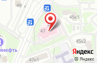 Схема проезда до компании Лондо в Москве