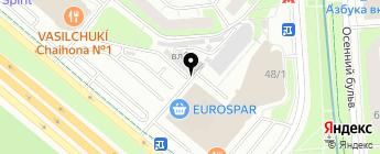 DenAvto на карте Москвы