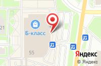 Схема проезда до компании Кораблик в Серпухове