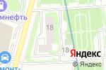 Схема проезда до компании Осенний Вальс в Москве