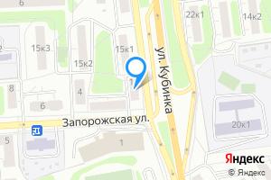 Снять комнату в двухкомнатной квартире в Москве ул. Кубинка, 13