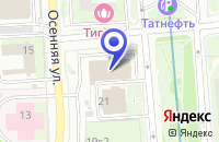 Схема проезда до компании ТФ AVANTGARDE-PAINTS INC в Москве