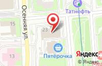 Схема проезда до компании Региональная Баинговая Группа в Москве