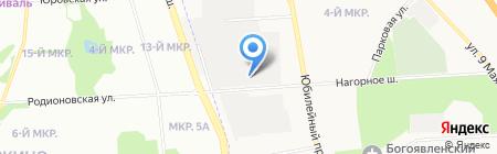 ТехЭлек на карте Химок
