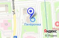 Схема проезда до компании САЛОН КРАСИВЫЕ КУХНИ в Москве