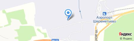 Shapple market на карте Химок