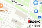 Схема проезда до компании МГТС в Москве