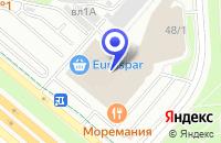 Схема проезда до компании МЕБЕЛЬНЫЙ САЛОН КЕТТЛЕР МЕБЕЛЬ в Москве