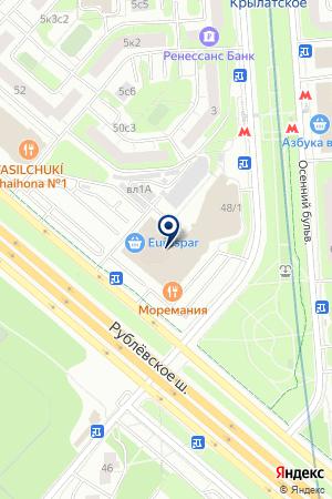 ПТФ ВИТА-В на карте Москвы