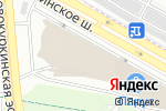 Схема проезда до компании ЕИРЦ района Куркино в Москве