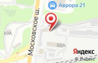 Схема проезда до компании Автомойка в Серпухове