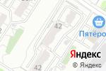 Схема проезда до компании Хорошие колеса в Москве