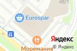 Схема проезда до компании X.O. в Москве