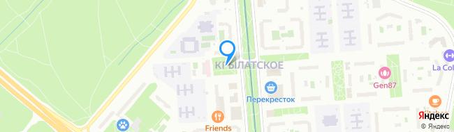 площадь Защитников Неба