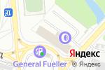 Схема проезда до компании Шина-33 в Москве