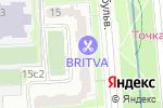 Схема проезда до компании Ломбард в Крылатском в Москве