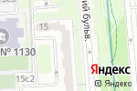 Схема проезда до компании Окна Комфорта, ГК в Москве