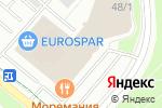 Схема проезда до компании Joy & joy в Москве