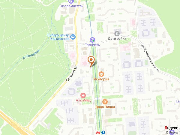 Остановка Дом быта в Москве