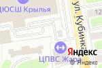 Схема проезда до компании Шиномонтажная мастерская на ул. Толбухина в Москве