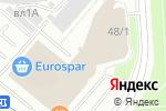 Схема проезда до компании Печи Навесы в Москве