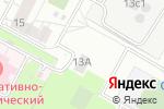 Схема проезда до компании НЕМЕЦКИЙ ДОМ ШИН в Москве